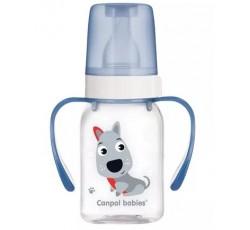 Бутылочка для кормления Cute Animals 120 мл - 11/823