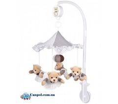 Карусель на кроватку Мишки - 2/374, Canpol Babies