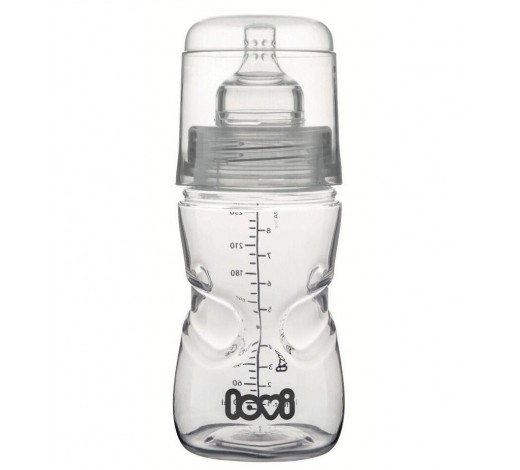 Бутылочка самостерилизующая super vent 250 мл, Lovi - 21/570