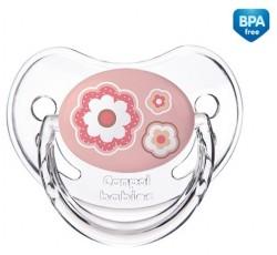 Пустышка анатомическая силиконовая Newborn baby, 0-6м - 22/565_pin