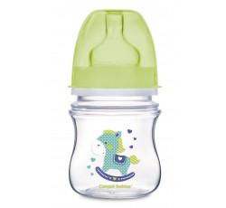 Антиколиковая бутылочка с широким горлышком Цветные зверушки EasyStart, 120 мл - 35/205