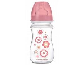 Бутылочка антиколиковая с широким горлышком Newborn baby 240 мл, EasyStart - 35/217_pin