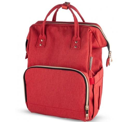 Многофункциональный рюкзак для мам красный - 50/101