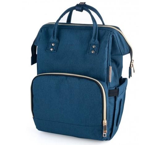 Многофункциональный рюкзак для мам синий - 50/104