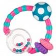 Погремушка Мячик и цветные шарики - 56/145