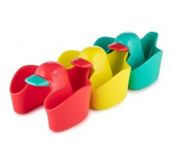 Іграшки для купання Качечки 3 шт. - 56/498
