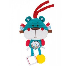 Развивающая плюшевая игрушка Лесные друзья - 68/042_blu