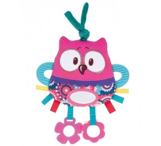 Развивающая плюшевая игрушка Лесные друзья - 68/042_pin