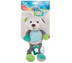 Музыкальная плюшевая игрушка Bears - 68/053_grey