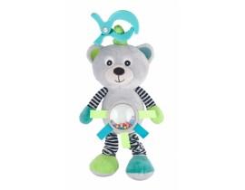 Мягкая вибрирующая игрушка Bears - 68/062_grey