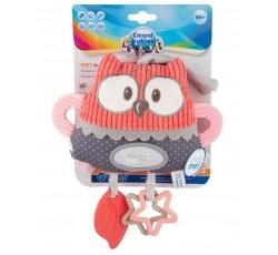 Плюшева розвиваюча іграшка на ліжечко Pastel Friends - 68/065_cor