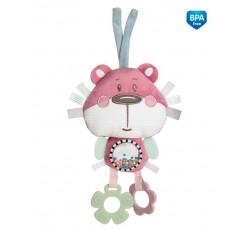 Плюшева розвиваюча іграшка на ліжечко Pastel Friends - 68/065_pin