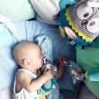 Плюшева розвиваюча іграшка на ліжечко Pastel Friends - 68/065_tur