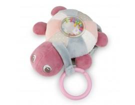 Музыкальная плюшевая игрушка Черепашка- 68/070_pin