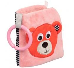 Развивающая игрушка-книжечка мягкая Bears - 68/075_cor