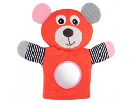Игрушка-рукавичка с прорезывателем Bears - 68/076_cor