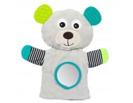 Игрушка-рукавичка с прорезывателем Bears - 68/076_grey