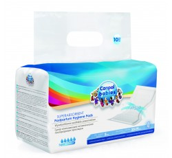 Прокладки послеродовые быстро впитывающие 10 шт. - 73/003