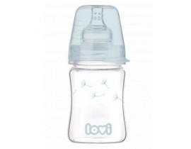 Пляшечка стекляная Diamond Glass 150 мл Botanic - 74/105 Lovi