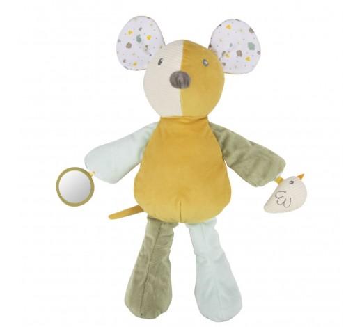 Игрушка плюшевая с пищалкой Mouse - 77/200