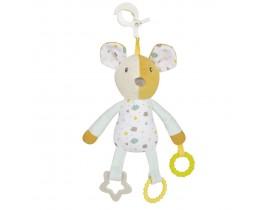 Игрушка плюшевая с прорезывателем Mouse - 77/201
