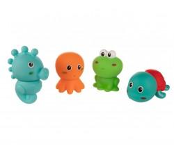 Іграшки для купання Ocean 4 шт. - 79/105