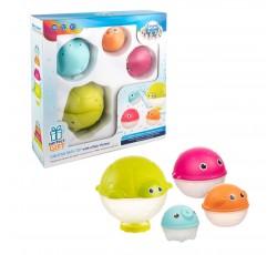 Розвиваючі іграшки для купання 4 шт. - 79/106