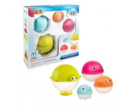 Развивающие игрушки для купания 4 шт. - 79/106