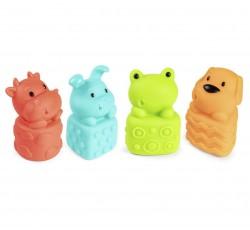 Іграшки для купання 4 шт.