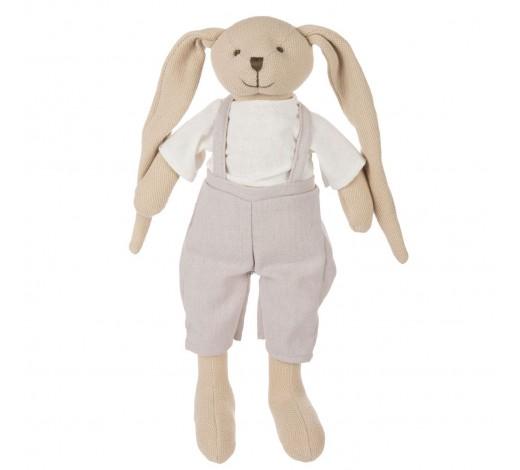 Игрушка мягкая Кролик - 80/200_bei
